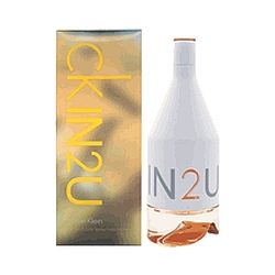 CK IN2U by Calvin Klein for women 3.4 oz Eau De Toilette EDT Spray
