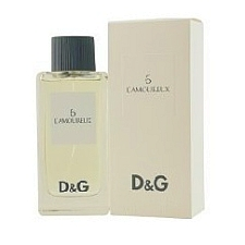 6 L'amoureux by Dolce & Gabbana for women 3.3 oz Eau De Toilette EDT Spray