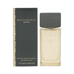Donna Karan Gold by Donna Karan for Women 1.7 oz Eau De Toilette EDT Spray