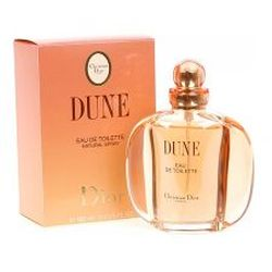 dune by christian dior for women 3.4 oz Eau De Toilette EDT Spray