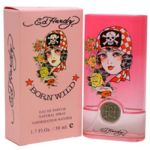 Ed Hardy Born Wild for women 1.7 oz Eau De Parfum EDP Spray