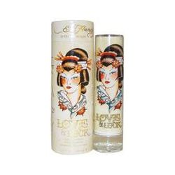 Ed Hardy Love & Luck by Christian Audigier for Women 3.4 oz Eau De Parfum EDP Spray