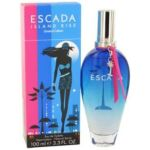 Escada Island Kiss for women 3.3 oz Eau De Toilette EDT Spray