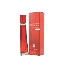 Givenchy Absolutely Irresistible by Givenchy for Women 2.5 oz Eau De Parfum EDP Spray