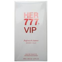 Her 777 VIP by Parfums de Laroma for Women 2.67 oz Eau De Toilette EDT Spray