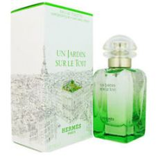 Un Jardin Sur Le Toit by Hermes for women 1.6 oz Eau De Toilette EDT Spray