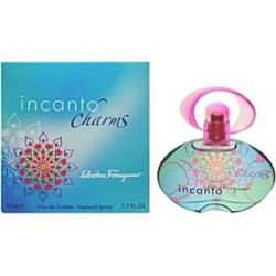 Incanto Charms by Salvatore Ferragamo for Women 3.4 oz Eau De Toilette EDT Spray