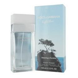 Light Blue Dreaming in Portofino by Dolce & Gabbana for women 3.3 oz Eau De Toilette EDT Spray