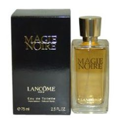 magie noire by lancome for women 2.5 oz Eau De Toilette EDT Spray