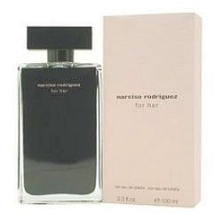 Narciso Rodriguez for women 3.3 oz Eau De Toilette EDT Spray