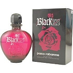 Black XS by Paco Rabanne for women 2.7 oz Eau De Toilette EDT Spray
