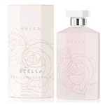 Stella Sheer by Stella McCartney for women 3.3 oz Eau De Toilette EDT Spray