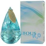 Tous H20 for women 3.4 oz Eau De Toilette EDT Spray