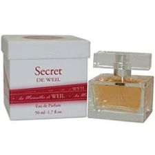 Weil Secret De Weil for women 1.7 oz Eau De Parfum EDP Spray