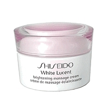 Shiseido White Lucent Brightening Massage Cream N