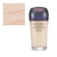 Shiseido The Makeup Dual Balancing Foundation SPF 15 PA++ I20 Natural Light Ivory
