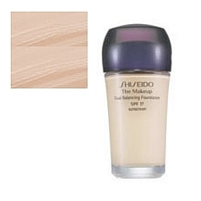 Shiseido The Makeup Dual Balancing Foundation SPF 15 PA++ I40 Natural Fair Ivory