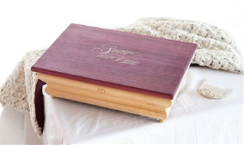 custom made wooden jewelry box