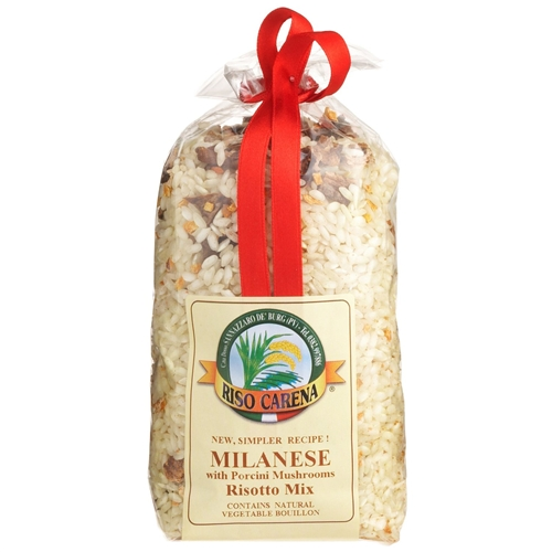 Package of Milanese with Porcini Risotto