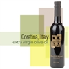 Bottle of Coratina (Organic), Italy Extra Virgin Olive Oil, Mono-cultivar
