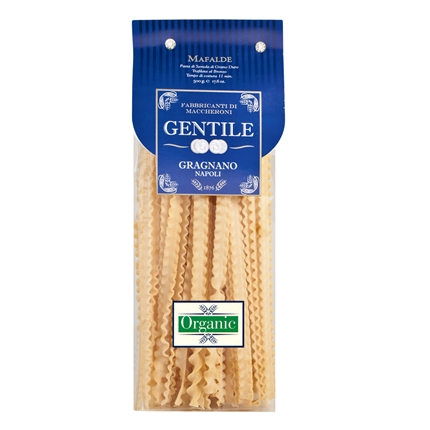 Package of Mafalde Pasta