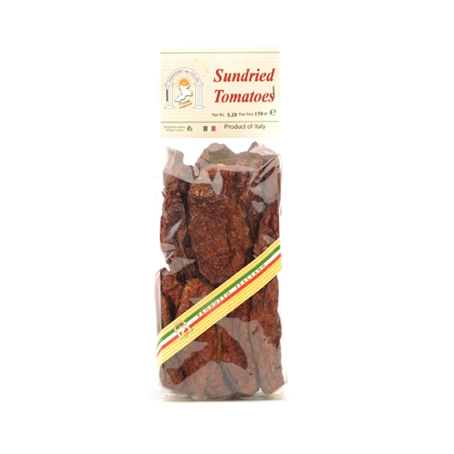 Package of Sundried Tomatoes - Dry