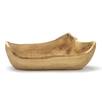 Olive Wood Fruit Bowl