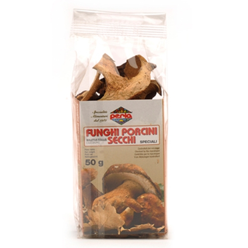Package of Dried Porcini Mushrooms