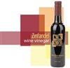 Bottle of Zinfandel Wine Vinegar