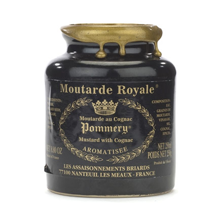 Jar of Cognac Mustard