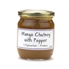 Jar of Mango Chutney with Pepper