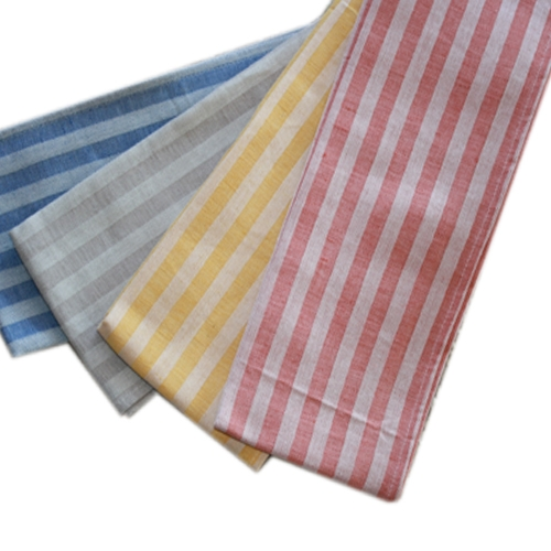 Striped Hand Towel, Set of 4