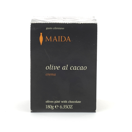 Organic Olive Pate Cacao