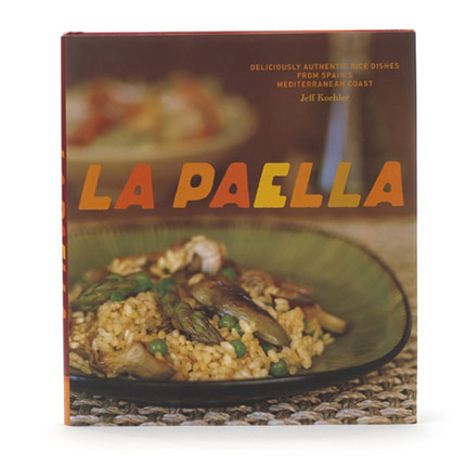 Cover of La Paella by Jeff Koehlery