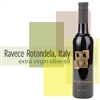 Bottle of Ravece, Italy Extra Virgin Olive Oil