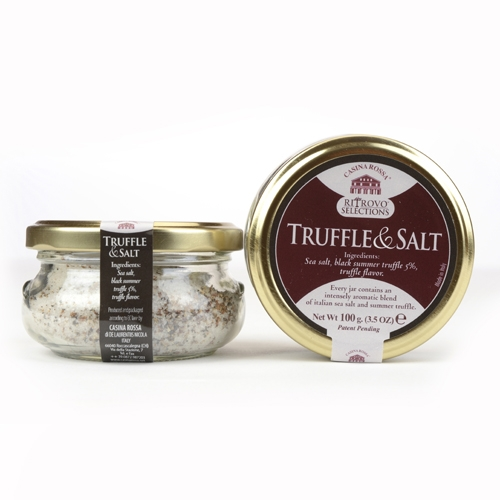 Jar of Truffle & Salt