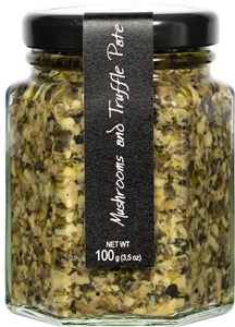 Jar of Olive Spread with Truffles