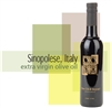 A bottle of Sinopoleses Extra Virgin Olive Oil, Italy