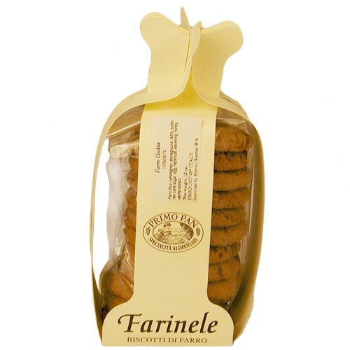 Package of Farro Ciambelline (Wheat-Free Cookies)