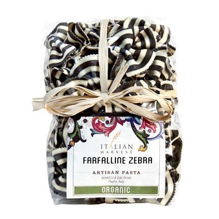 Package of Zebra Bowties Pasta