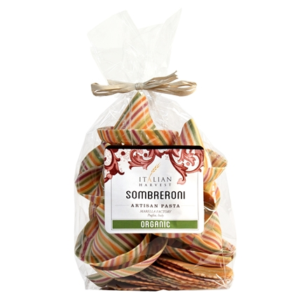 Package of Sombreroni (Large Mexican Hats) Pasta