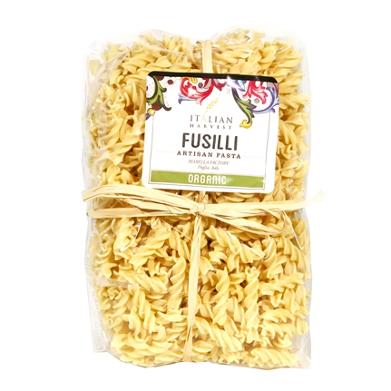 Package of Fusilli Pasta