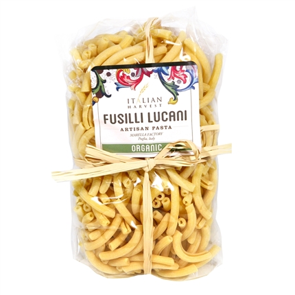 Package of Fusilli Lucani Pasta