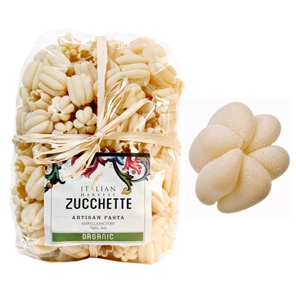 Package of Zucchette Pasta