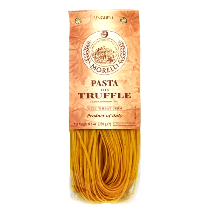 Package of Linguine with truffle from Tuscany