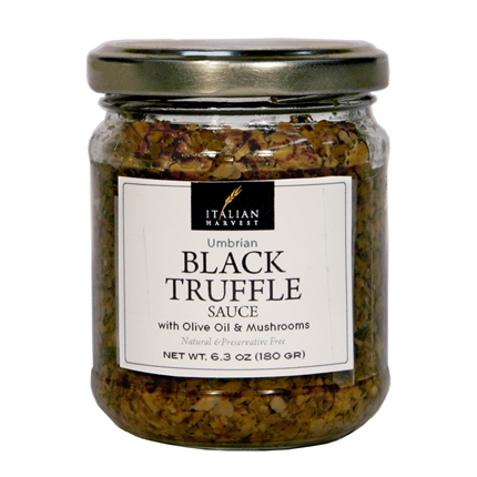 Jar of Black Truffle Sauce (Tartufella)
