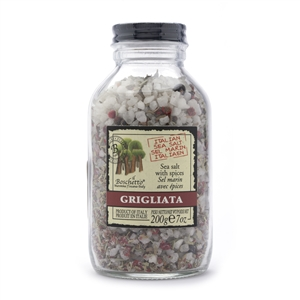 Jar of Grigliata Spiced Salt