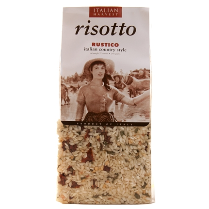 Package of Rustico Risotto mix
