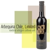 Bottle of Arbequina Extra Virgin Olive Oil, Chile