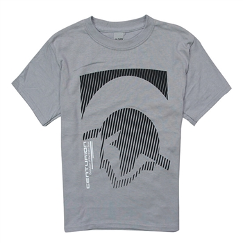 Centurion Youth Grade Tee - Gravel